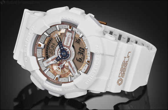 Casio G-Shock announces pre-booking of its limited edition GA110DB-7A model through Virgin Megastores online