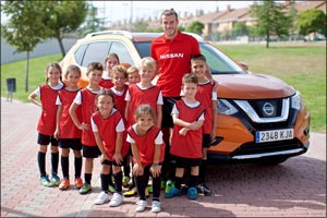 Nissan extends global UEFA Champions League partnership