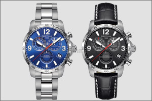DS Podium GMT Chronometer: Because time knows no borders