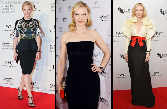 Cate Blanchett to Head IWC Filmmakers Jury at DIFF 2017
