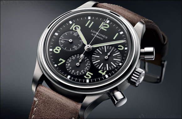 The Longines Avigation BigEye: Aesthetics and tradition in a pilot's watch