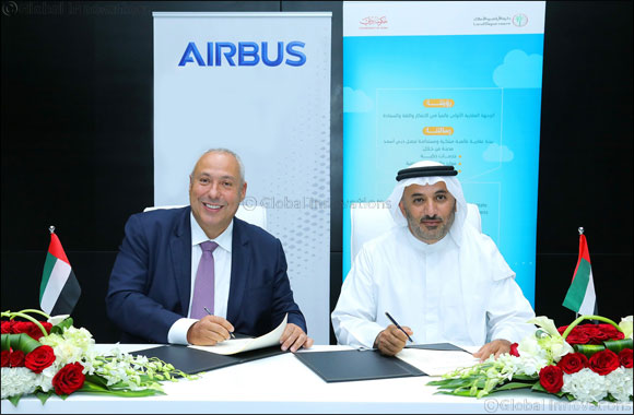 Airbus signs MoU with Dubai Land Department to explore the use of advanced geospatial solutions for promoting Dubai properties