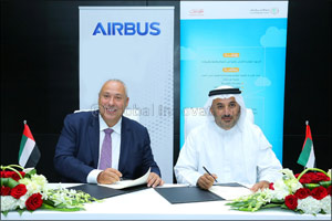 Airbus signs MoU with Dubai Land Department to explore the use of advanced geospatial solutions for  ...