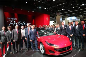 Ferrari Portofino: the Italian Grand Tourer par excellence