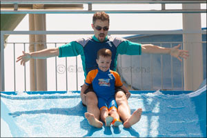 'COÉGA'S Got You Covered' in New AW17 SPF50 Family Swimwear Collection