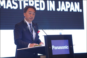 Panasonic announces robust plans for Middle East under new leadership