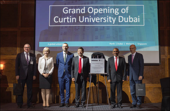 Curtin University opens in the Middle East