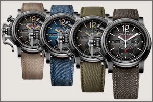 Vintage is the rage for new Chronofighter range