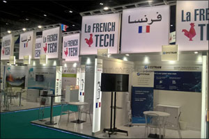 20 Leading Tech Companies to dominate the French Pavilion at GITEX 2017