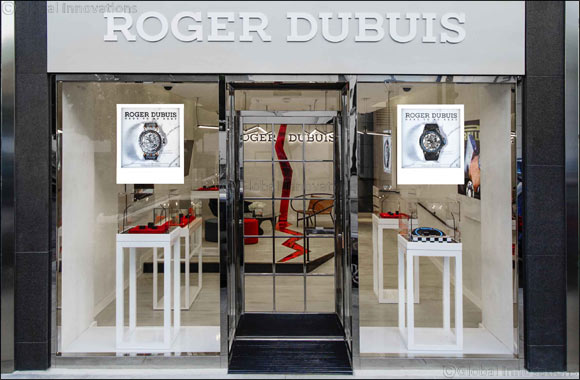 Exhilarating new Roger Dubuis pop-up boutique in the US