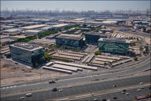 Jafza hosts 328 logistics companies over 4.2million sqm