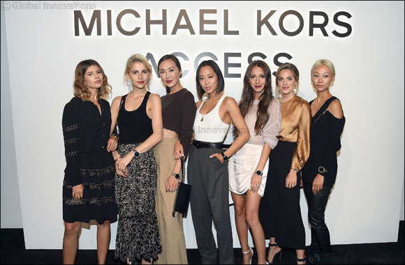 Kate Upton, Ashley Graham, Andreea Diaconu, Skai Jackson and more in Michael Kors to a Party Celebrating the New Michael Kors Access Smartwatch