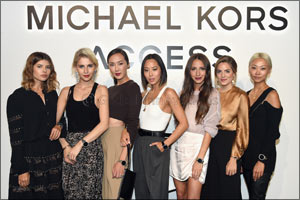 Kate Upton, Ashley Graham, Andreea Diaconu, Skai Jackson and more in Michael Kors to a Party Celebra ...