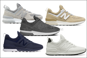 New Balance Introduces the 574 Sport in Celebration of the Dubai Mall Store Opening