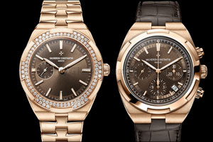 Vacheron Constantin Pays Tribute to the Middle East with Exclusive Overseas Timepieces