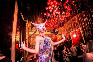 Celebrate Halloween With Sass' Caf�'s �Monday's Made Me� Haunted Dinner Party � 30th October