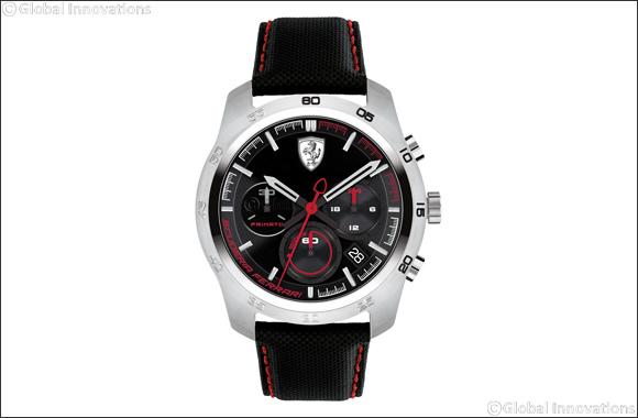 Hour Choice presents Scuderia Ferrari Primato Collection