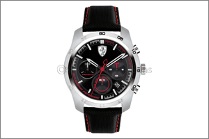 Hour Choice presents Scuderia Ferrari Primato Collection