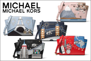 MICHAEL Michael Kors Fall 2017 Nouveau Novelty Bags