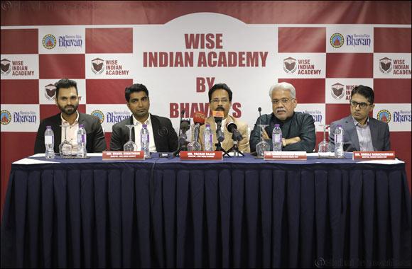 The Academic Arrangement Between Wise Indian Academy and Bhavans