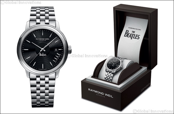 "RAYMOND WEIL: Maestro 'The Beatles ""Abbey Road"" Limited Edition"