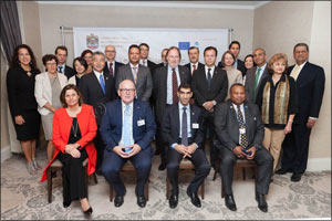 UAE Hosts the Leaders' Roundtable: The Sustainable Ocean Economy at 72nd UN General Assembly in New  ...
