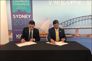 Sharjah Chamber concludes its participation in the World Chambers Congress in Sydney