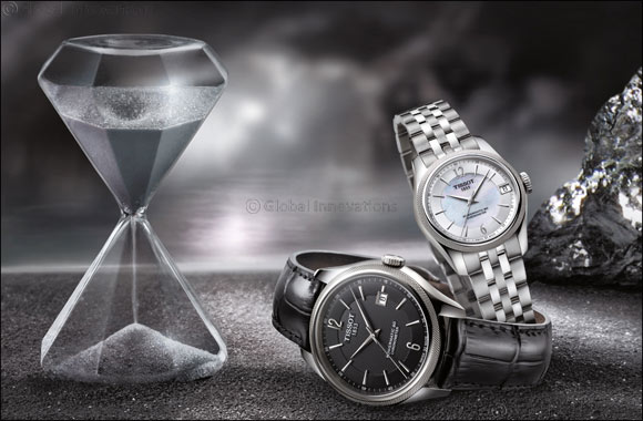 Tissot Ballade introduces the silicon balance spring