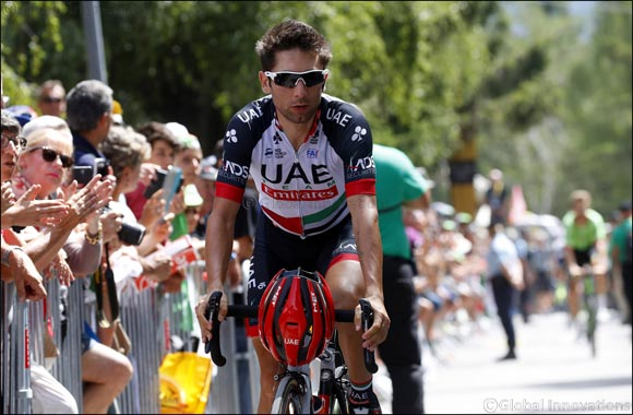 UAE Team Emirates Return to Racing After World Cycling Championships
