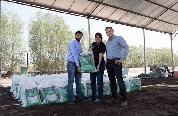 The Dubai Mall Marks a First with 26 Tonnes of Compost Generated From Food Waste
