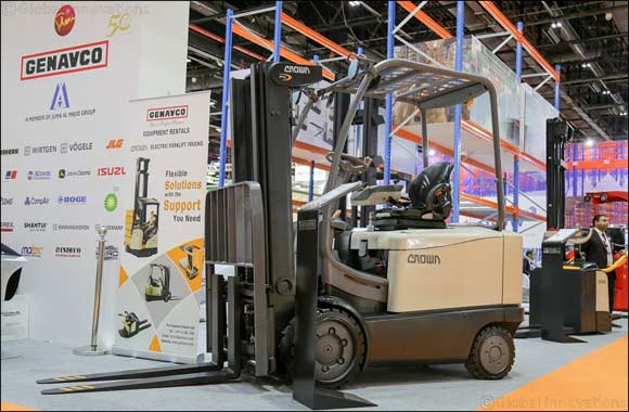 Materials Handling Middle East 2017 Concludes in Dubai