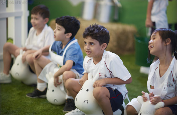 Arla invites schoolchildren to celebrate World School Milk Day at pop-up farm