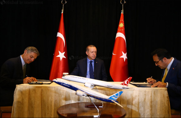 Turkish Airlines announces a commitment to order 20 + 20 787-9 Dreamliners, talks with Boeing started