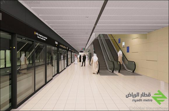 Otis Elevators Selected for Riyadh Metro
