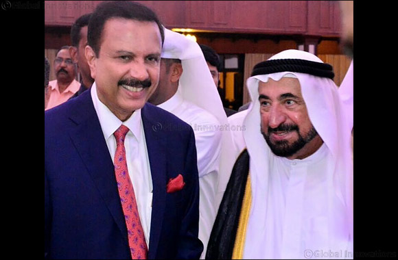 Official Kerala Visit of H.H Dr.Sheikh Sultan bin Mohammed Al Qasimi, Member of the Supreme Council and Ruler of Sharjah ,UAE