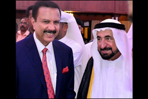 Official Kerala Visit of H.H Dr.Sheikh Sultan bin Mohammed Al Qasimi, Member of the Supreme Council  ...