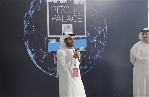 Sheraa partners with Khalifa Fund to bring Pitch@Palace competition to the UAE