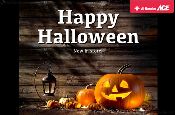 Get Halloween ready with Al-Futtaim ACE