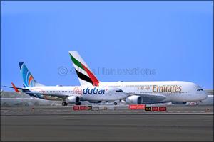 Emirates and flydubai - Together. Explore the world.