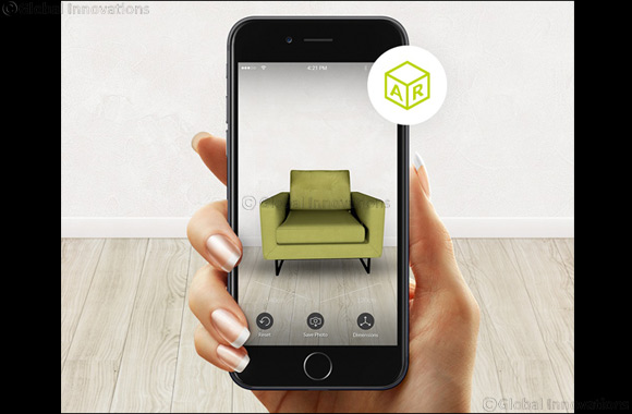 Landmark Group launches Augmented Reality on the Home Centre iPhone app