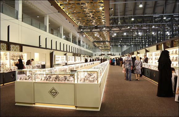 Mid East Watch & Jewellery Show Kicks off at Expo Centre Sharjah