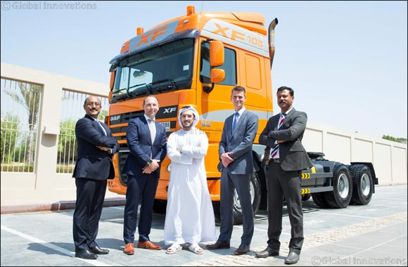 Al Naboodah Group Enterprises announces strategic partnership with leading European truck brand DAF Trucks N.V