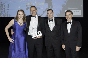 Etihad Airways Named �Airline of the Year' in the UK for Fourth Consecutive Year