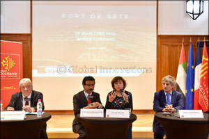 S�te Port Authority and P&O Ports Get Ready for Start of Operations in 2018
