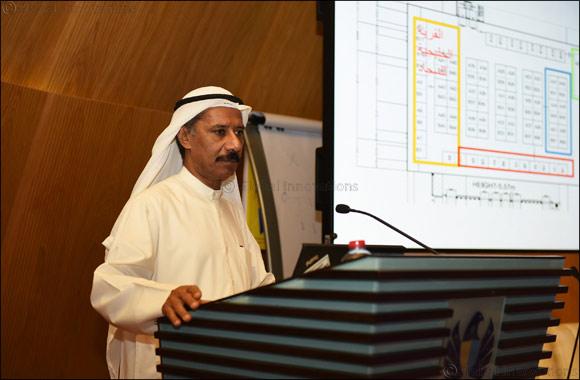 Dubai Customs: 70% of Carpet & Art area occupied