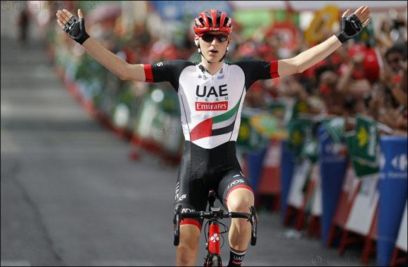 UAE Team Emirates Team to Take on Hong Kong Cyclothon
