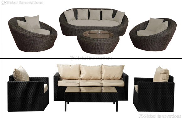 Al-Futtaim ACE Outdoor Furniture Collection