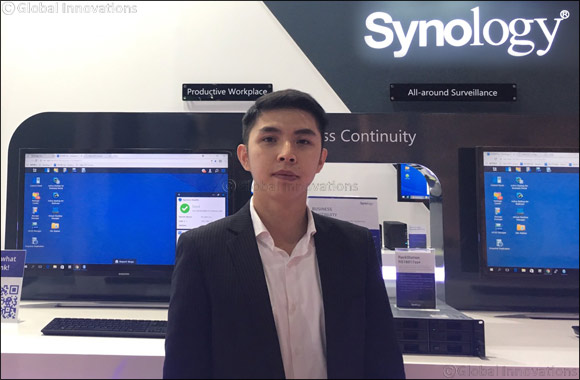 Synology Unveils Latest Innovations in Networking, Application, and Storage, Technologies GITEX Technology Week 2017