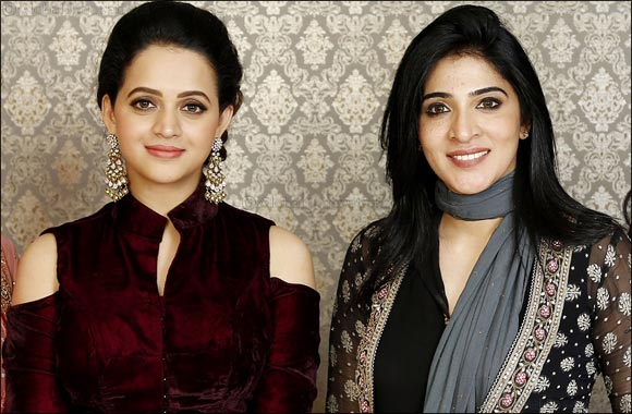 Actress Bhavana inaugurates designer Rehana Basheer's first outlet in the UAE