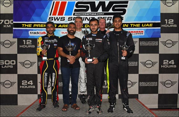 SWS Senior Cup Victory for Al Mehairi